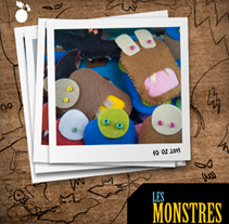 Les Monsters. A Design project by Les Crudites - Feb 13 2011 06:45 PM