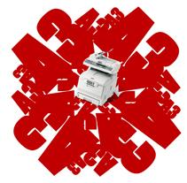 Oki revolution. Un proyecto de Diseño y Publicidad de hache bueno - 27-02-2011