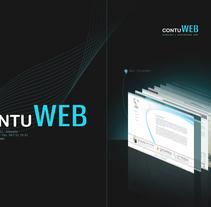 ContuWEB. Un proyecto de Diseño de Eduardo  Montoya Creando         - 03.03.2011