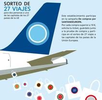 Campaña Promocional. Um projeto de  de María José Arce         - 11.03.2011
