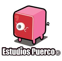 Iconos Estudios Puerco. A Design, Illustration, Advertising, and Motion Graphics project by Miguel Barba Guzmán         - 23.03.2011