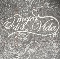 elmejordiadetuvida. Un proyecto de Diseño y Fotografía de Alberto del Castillo         - 24.03.2011