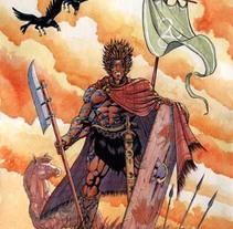 Barbaria. Un proyecto de Ilustración de Lopekan :: - 07-04-2011