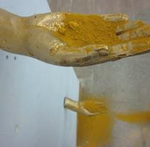 exposición manos. A  project by Escultura          - 08.04.2011