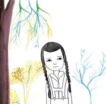 proyecto cuento ilustrado. Un proyecto de Ilustración de Jorgina Miralles Castelló - Lunes, 23 de mayo de 2011 12:49:08 +0200