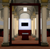Modelado 3D para proyecto museográfico. A Design, and 3D project by Francisco Zurita Bobis         - 23.04.2011