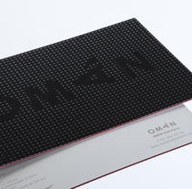 Postal en Braille. A Design, and Advertising project by Omán Impresores  - 25-04-2011