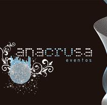Eventos Anacrusa. A Design project by Patricia García Rodríguez         - 25.04.2011