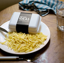 Take Away IDEAS. A Design&Installations project by Iñigo Castro  - 29-04-2011