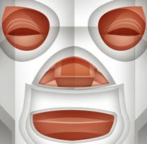 Retratos. Um projeto de Ilustração de Cruz Mtz         - 30.04.2011