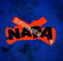 Napa. Un proyecto de Diseño, Publicidad, Motion Graphics, Cine, vídeo y televisión de rebla castañeda         - 09.05.2011