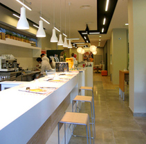 Restaurante El Raco. Um projeto de Design e Instalações de Kata Zubieta         - 11.05.2011