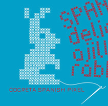 COCRETA Spanish delicious snack. Um projeto de Design de Rubén Martínez Pascual         - 12.02.2013