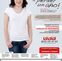 CCC - ¡No voy a perder un año!. Un proyecto de  de Dámaris Muñoz Piqueras - 20-05-2011