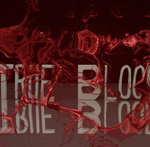 True Blood. Proyecto personal.. A Motion Graphics, and 3D project by Alicia Medina         - 26.05.2011