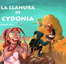 La Llanura de Cydonia. A Illustration project by Miquel Díaz         - 30.05.2011