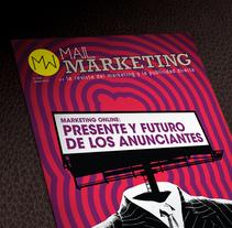 Mail Marketing Magazine 2011. A Design&Illustration project by Edwin Pérez Gómez         - 06.06.2011