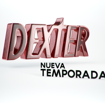 Dexter Promo. A Design, Advertising, Motion Graphics, Installations, Film, Video, TV, and 3D project by Pablo Mateo Lobo - 08-06-2011