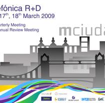 Cartel MiCiudad. A Design project by Marta García         - 11.07.2011