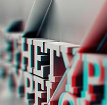 Typelover. Un proyecto de Diseño, Publicidad, Motion Graphics, Cine, vídeo, televisión y 3D de Gaston Charles - 13-07-2011