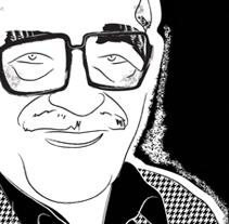 Ilustración artículo . Um projeto de Design e Ilustração de eva megia martinez         - 19.07.2011