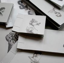 Quien teme al lobo feroz. Un proyecto de Diseño e Ilustración de Bengoa Vázquez         - 26.07.2011