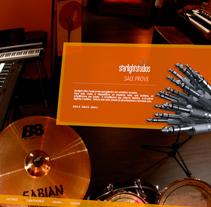 Starlight Studios - Studio Recording. A Design, Illustration, Music, Audio, and Software Development project by AndreaEmma - Aug 04 2011 11:59 AM