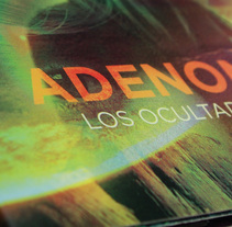 Adenoma (Cover). A Design project by Fernando González Sawicki - 23-08-2011