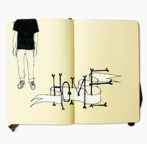 my moleskine. Un proyecto de Ilustración de Oze Tajada - Miércoles, 14 de septiembre de 2011 10:42:41 +0200