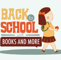 Back to School. A Illustration, and Advertising project by Taína Almodóvar         - 15.09.2011