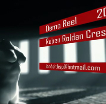 Demo Reel Modelado 2011. A Film, Video, TV, and 3D project by Ruben Roldan Crespo         - 15.09.2011