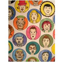 Revista Colors. Un proyecto de Diseño, Ilustración y Publicidad de Taína Almodóvar         - 23.09.2011