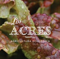 Los Acres - Agricultura ecológica. A Design project by Silvia Gil-Roldán - Oct 04 2011 07:19 PM