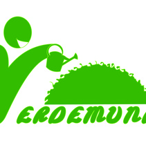 Verdemundo_logo. Um projeto de  de Carlos Madrigal Prieto         - 19.10.2011