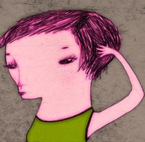 Ellas?. Un proyecto de Ilustración de Lola Roig - Sábado, 22 de octubre de 2011 12:42:03 +0200
