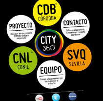 City360 - Página web. A Design, and Software Development project by dramaplastika - 26-10-2011