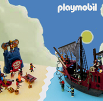 Playmobil. A Design, Advertising, and Photograph project by Simón Gallardo         - 27.10.2011
