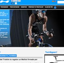 BH Triathlon. A Software Development project by Xavi Julián Olmos - Dec 06 2011 02:29 PM