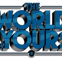 The World Is Yours. Un proyecto de Diseño e Ilustración de Naone  - Miércoles, 07 de diciembre de 2011 00:12:10 +0100