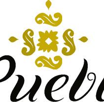 Logotipo: Puebla. A  project by Dalia Azucena         - 13.12.2011