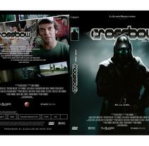 Crossbow (Gráfica). Un proyecto de Diseño e Ilustración de Isaac Viejo - Viernes, 23 de diciembre de 2011 14:08:53 +0100