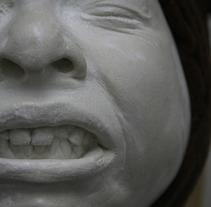 sauvage heads. A Design project by José Deldado Periñán         - 29.12.2011