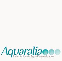Imagen Corporativa Aquaralia - Comercial. Um projeto de Br, ing e Identidade e Design gráfico de Sara Pau         - 09.12.2007
