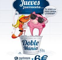 La sureña. Un proyecto de Ilustración y Publicidad de marta méndez alvarez - Martes, 03 de enero de 2012 16:43:33 +0100