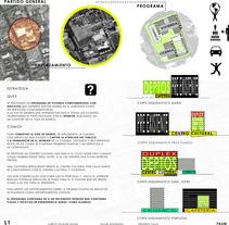 Proyecto Renovación Urbana. A Design, Installations, and 3D project by Loreto del Pilar Salazar Salina         - 05.01.2012