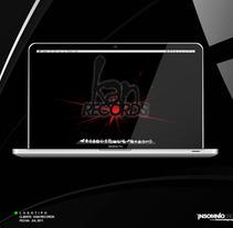 Logotipo: Kan Records. A Design project by KikeNS         - 05.01.2012