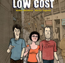 Barcelona Low Cost (cómic). A Illustration project by Martin Tognola - 12-01-2012