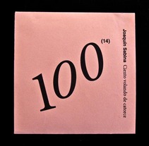 Ciento volando de catorce - Joaquín Sabina. Un proyecto de Diseño de Máximo Sánchez Luna - Viernes, 13 de enero de 2012 04:17:04 +0100