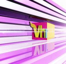 Mtv. Un proyecto de Diseño, Motion Graphics, Cine, vídeo, televisión y 3D de renerene         - 09.05.2012