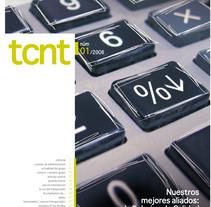 Diseño y maquetacion revista TCNT. Um projeto de UI / UX de Sergio Sala Garcia         - 26.01.2012